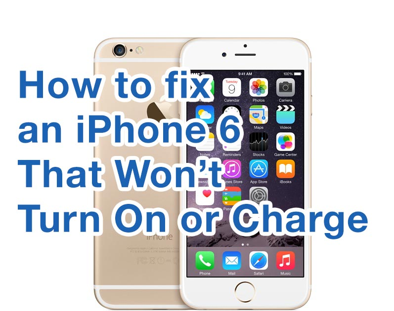 Hold the power and home/circle buttons for 10 seconds to perform a Hard Reset.