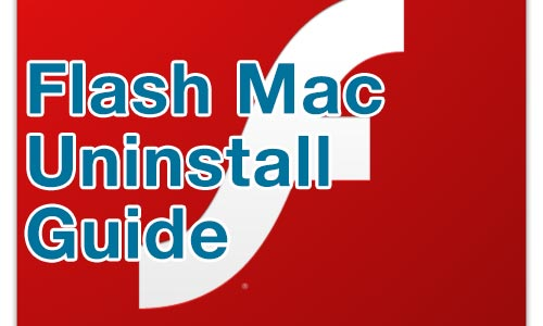 Uninstall Flash Mac