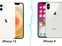 iPhone-X-vs-iPhone-12