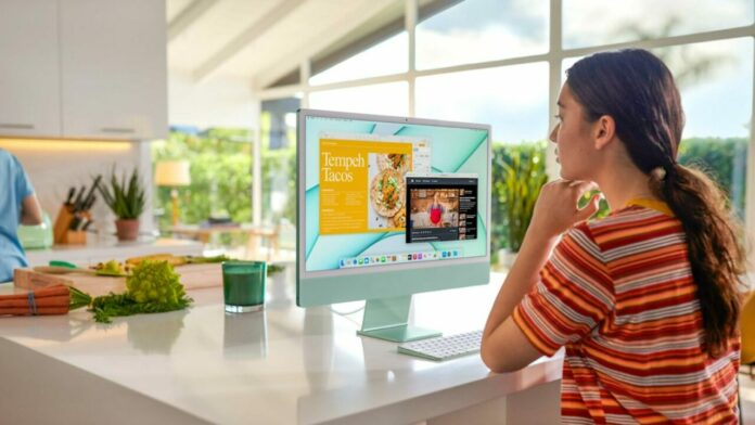 24-inch iMac 2021 review