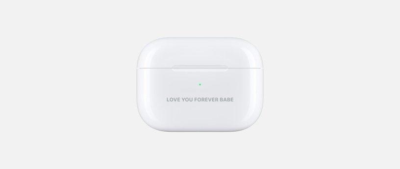 AirPods Engraving Ideas for Boyfriend