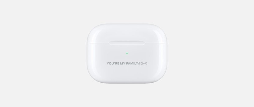 Airpods Engraving Ideas for Friends