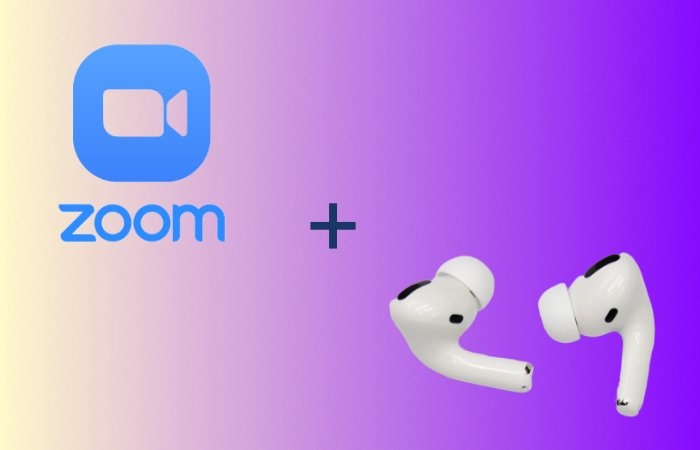 Zoom Airpods-